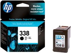Inktcartridge HP C8765EE 338 zwart