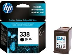 Inkcartridge HP C8765EE 338 zwart