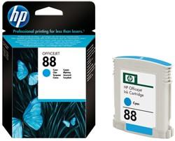 Inkcartridge HP C9386AE 88 blauw