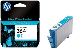 Inktcartridge HP CB318EE 364 blauw