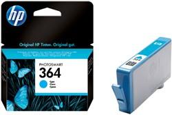 Inkcartridge HP CB318EE 364 blauw