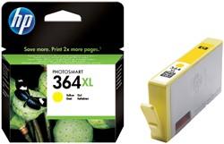 Inktcartridge HP CB325EE 364XL geel HC