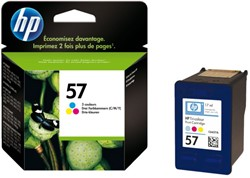 Inkcartridge HP C6657A 57 kleur