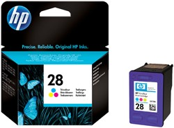 Inkcartridge HP C8728A 28 kleur