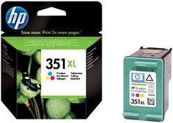 Inktcartridge HP CB338EE 351XL kleur HC