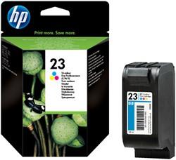 Inktcartridge HP C1823D 23 kleur