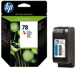 Inkcartridge HP C6578A 78 kleur