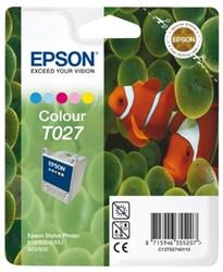 Inkcartridge Epson T027401 kleur