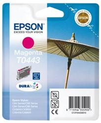 Inkcartridge Epson T044340 rood HC