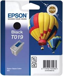 Inktcartridge Epson T019401 zwart