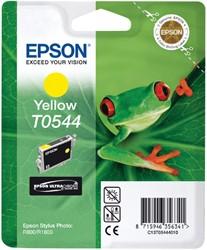 Inktcartridge Epson T0544 geel