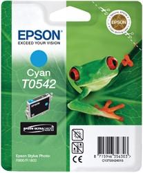 Inktcartridge Epson T0542 blauw