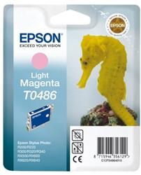 Inktcartridge Epson T0486 lichtrood