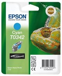 Inkcartridge Epson T0342 blauw