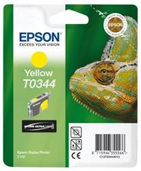 Inktcartridge Epson T0344 geel