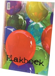Plakboek Papyrus ballon 230x330mm 20vel