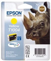 Inkcartridge Epson T1004 geel