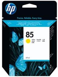 Inkcartridge HP C9427A 85 geel