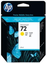 Inktcartridge HP C9400A 72 geel