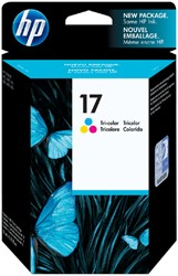 Inktcartridge HP C6625A 17 kleur