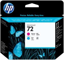 Printkop HP C9383A 72 rood + blauw