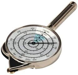 Curvimeter 302 met steel en teller