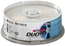 DVD+R SONY CB 25 STUKS 25 STUK
