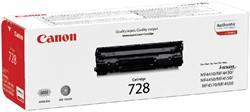 Tonercartridge Canon 728 zwart