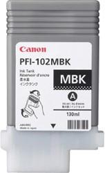 Inktcartridge Canon PFI-102 mat zwart