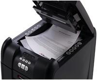Papiervernietiger Rexel auto+ 300x snippers 4x40mm-3