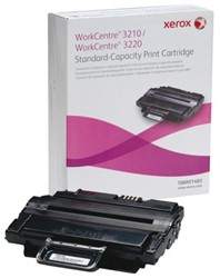 Tonercartridge Xerox 106R01486 zwart