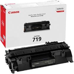 Tonercartridge Canon 719 zwart
