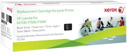 Tonercartridge Xerox 106R02157 HP CE278A 78A zwart