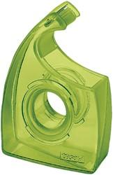 Plakbandhouder Tesa Eco voor rollen tot 33m groen
