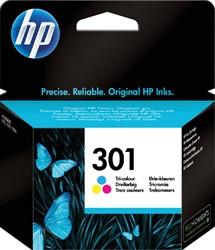 Inktcartridge HP CH562EE 301 kleur