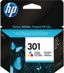Inkcartridge HP CH562EE 301 kleur