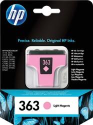 Inktcartridge HP C8775EE 363 lichtrood