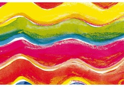 Apparaatrol Haza 250mx50cm 80gram colours