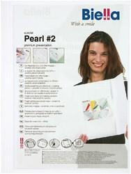 Offertemap pearl 2 + insteektas 3 flappen wit