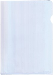 Insteekmap L-model Kangaro A4 PVC 0.18mm transparant
