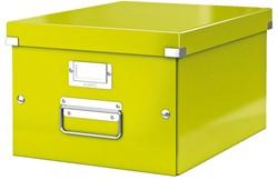 Opbergbox Leitz Click & Store 265x188x335mm groen