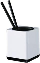 Pennenkoker Han Iline wit/zwart