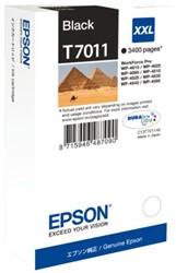 Inktcartridge Epson T7011 zwart EHC