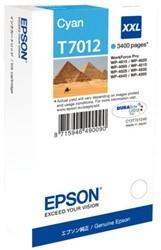 Inkcartridge Epson T701240 blauw EHC