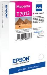 Inktcartridge Epson T7013 rood EHC