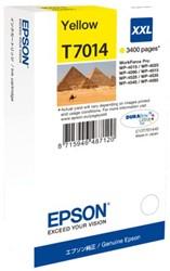 Inkcartridge Epson T701440 geel EHC