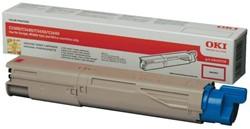 Toner Oki 43459330 rood HC
