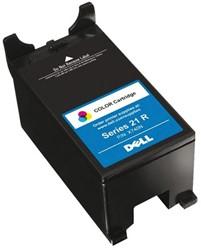 Inkjetcartridge Dell 592-11332 zwart HC