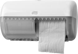 Dispenser Tork T4 toiletpapierdispenser 557000 wit