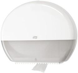 Dispenser Tork T1-jumbo toiletpapierdispenser 554000 wit